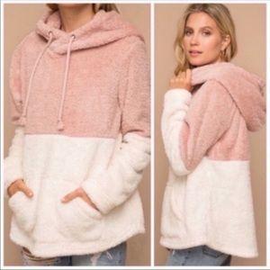 🍂 teddy coat